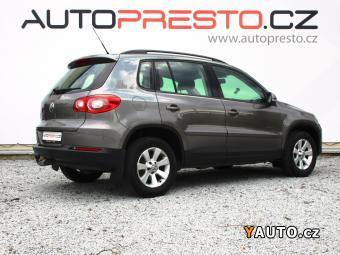 Prodám Volkswagen Tiguan 2.0 TDI CR 103kW 4x4 TAŽNÉ