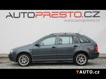 Prodám Škoda Fabia 2.0i 85kW ALU ESP KLIMA