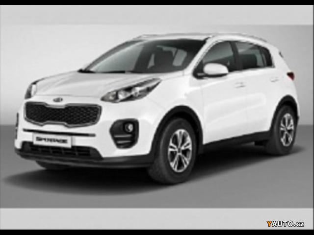 Prodám Kia Sportage 1,6 QL GDI 4X2 EXCLUSIVE