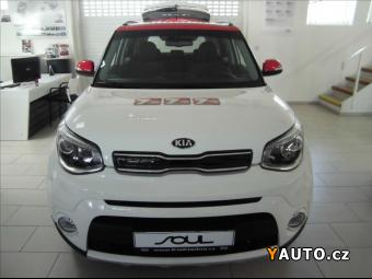 Prodám Kia Soul 1,6 PS CRDi EXCLUSIVE