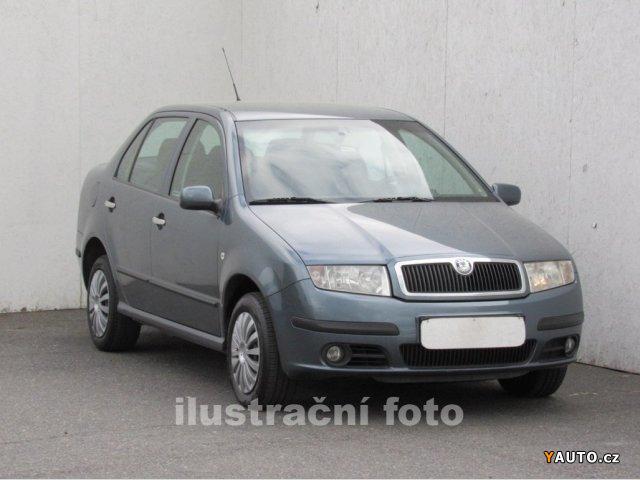 Prodám Ford Fiesta 1.25, ČR