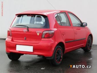 Prodám Toyota Yaris 1.0 VVT-i, ČR, STK 10, 19