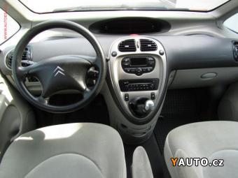 Prodám Citroën Xsara Picasso 1.6 16V, ČR, STK 4, 20