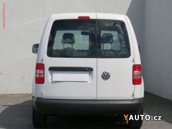 Prodám Volkswagen Caddy 1.6 TDi, Servis. kniha