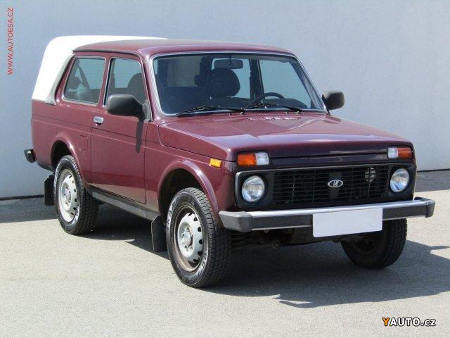 Prodám Lada Niva 4x4 1.7i, 1. maj, ČR
