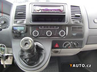 Prodám Volkswagen Transporter 5míst L1H1 2.0 TDi, ČR