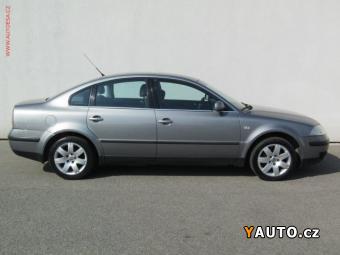 Prodám Volkswagen Passat 1.9 TDi, ČR, Aut. klima
