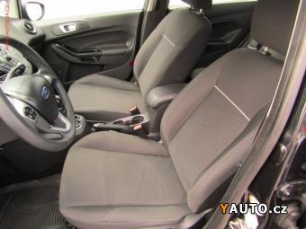Prodám Ford Fiesta 1.6 TDCi, Klima