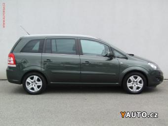 Prodám Opel Zafira 7míst 1.7 CDTi, Navi