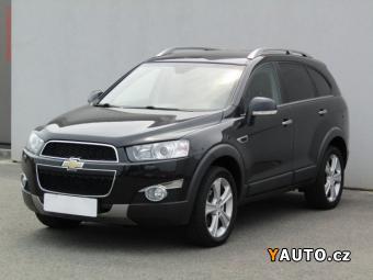Prodám Chevrolet Captiva 2.2, 1. maj, ČR