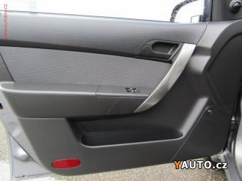 Prodám Chevrolet Aveo 1.2i, 1. maj, ČR, Klima