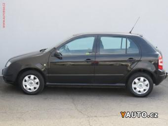 Prodám Škoda Fabia 1.2, ČR, Tažné, zmk. řazení