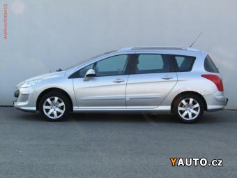 Prodám Peugeot 308 1.6 VTi, 1. maj, ČR, Panorama