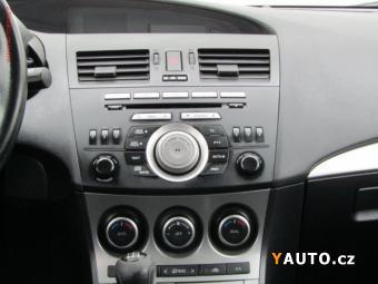 Prodám Mazda 3 1.6MZ-CD, 1. maj, ČR