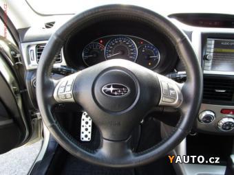 Prodám Subaru Forester 4x4 2.5T, Navi, kůže