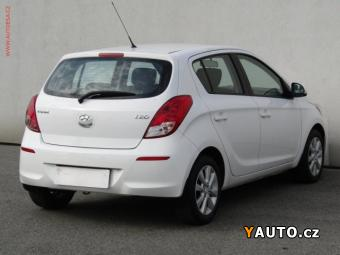 Prodám Hyundai i20 1.2 16V Family+, ČR, Klima