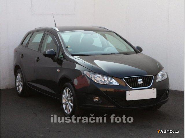Prodám Seat Ibiza 1.2 12V Reference, Klima.