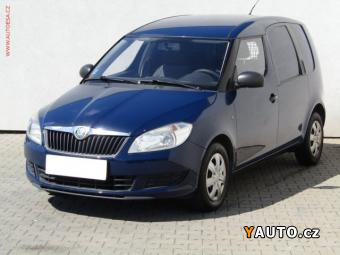 Prodám Škoda Praktik 1.2TSi, ČR, Klima