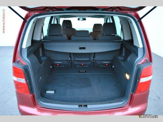 prod m volkswagen touran 1 4 tsi trendline r prodej. Black Bedroom Furniture Sets. Home Design Ideas