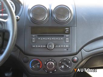 Prodám Chevrolet Aveo 1.4 16V, ČR, Klima, STK 8, 19