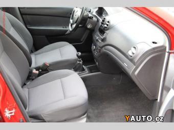 Prodám Chevrolet Aveo 1.4 16V, Klima