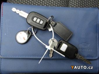 Prodám Chevrolet Captiva 4x4 2.0 VCDi, ČR, +sada kol