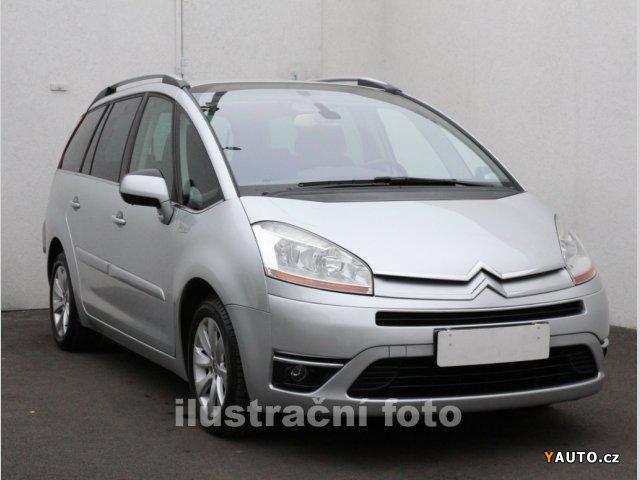 Prodám Citroën C4 Picasso Grand 2.0 HDi, 1. maj, ČR