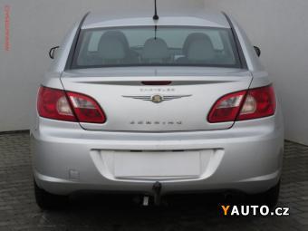 Prodám Chrysler Sebring 2.0 CRDi, ČR, Tažné