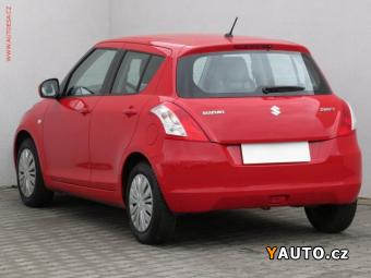 Prodám Suzuki Swift 1.2 16V GL, AC, ČR, Klima