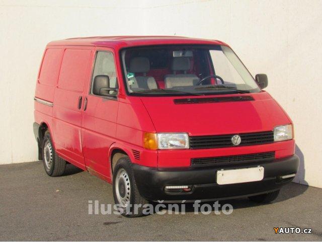 Prodám Volkswagen Transporter Long 2.5TDI, KLIMA