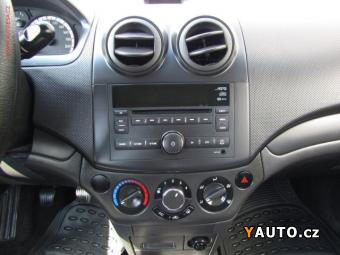 Prodám Chevrolet Aveo 1.4 16V, ČR