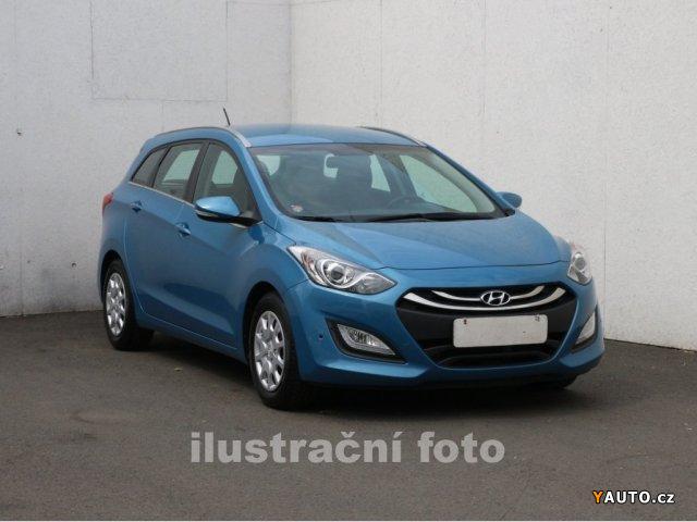 Prodám Hyundai i30 1.6, 1. maj, ČR, 1. majitel