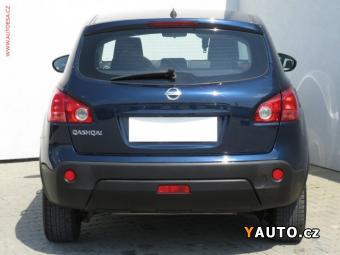 Prodám Nissan Qashqai 1.6 16V, Klima