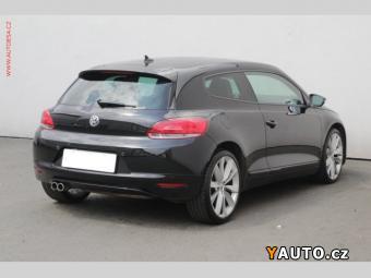 Prodám Volkswagen Scirocco 2.0 TDi Sport, DSG, xenon