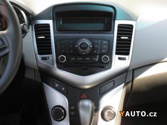 Prodám Chevrolet Cruze 1.6 16V, Automat