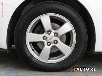 Prodám Chevrolet Cruze 1.6 16V, ČR, Klima