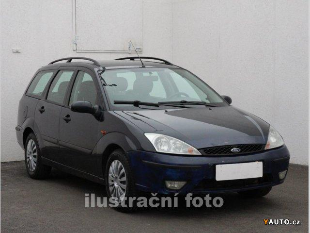 Prodám Ford Focus 1.8 TDCi, STK8, 20