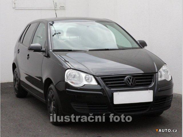 Prodám Volkswagen Polo 1.4 TDi, Klimatizace
