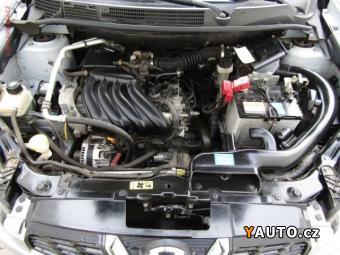 Prodám Nissan Qashqai 1.6 16V, Navi