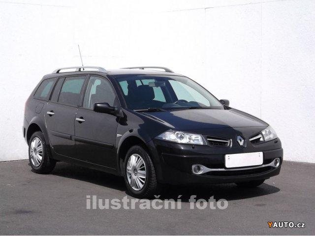 Prodám Renault Mégane 1.9 DCi, Digi klima, ALU