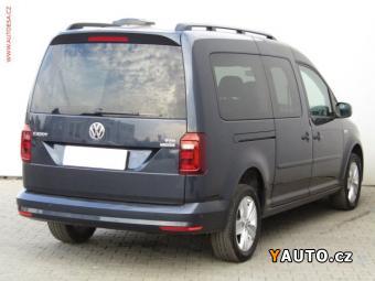 Prodám Volkswagen Caddy MAXi 2.0TDi Comfort, AT