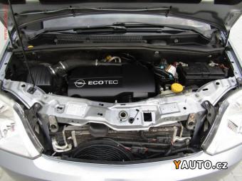 Prodám Opel Meriva 1.3 CDTi, Klima
