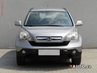Prodám Honda CR-V 4x4 2.2 i-CTDi, ČR, +sada kol