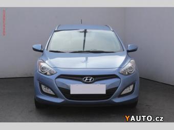 Prodám Hyundai i30 1.6 CVVT, ČR, Zmk. řazení