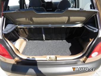Prodám Daewoo Matiz 0.8, ČR, Euro3