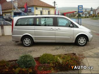 Prodám Mercedes-Benz Viano 2,1 2.2 CDI L AMBIENTE