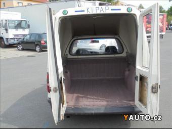 Prodám Škoda Felicia Pick-Up 1,3 PICKUP