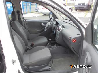 Prodám Opel Combo 1,3 D, klima Pick up