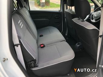Prodám Dacia Logan 1.6i 62kW 1. Majitel