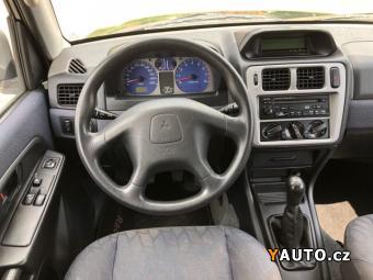 Prodám Mitsubishi Pajero Pinin 2.0i 95kW 4x4